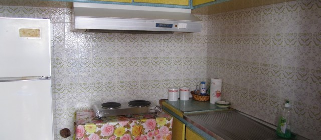 The Kitchen of the Villa